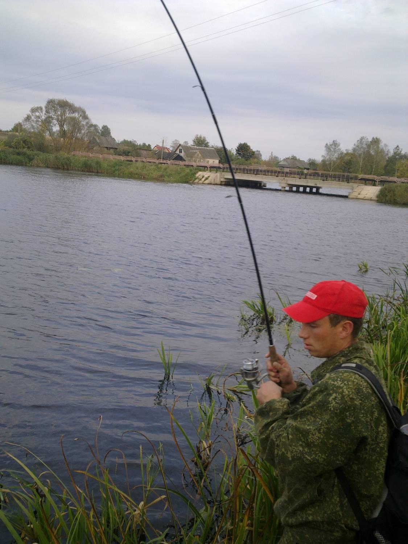еду на рыбалку в сентябре